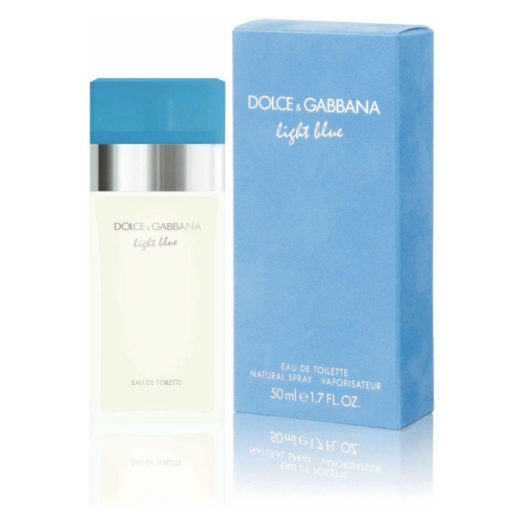 Dolce & Gabbana Light Blue For Woman
