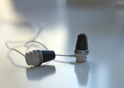 Sluchátka KOSS Spark Plug