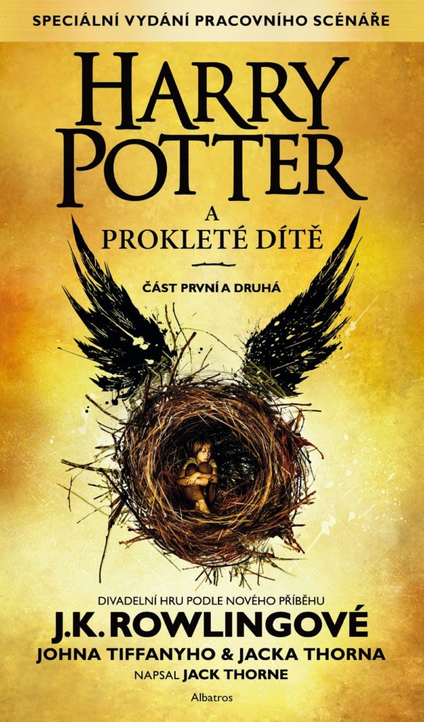 Kniha Harry Potter a prokleté dítě